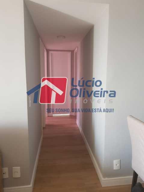 Corredor - Cobertura à venda Rua Bernardo Taveira,Vila da Penha, Rio de Janeiro - R$ 769.000 - VPCO30035 - 8