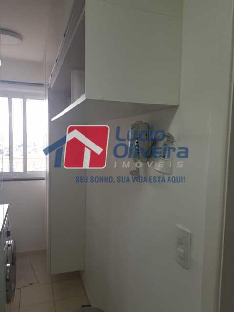 Cozinha.... - Cobertura à venda Rua Bernardo Taveira,Vila da Penha, Rio de Janeiro - R$ 769.000 - VPCO30035 - 22