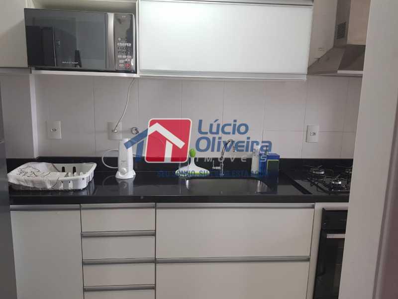 Cozinha. - Cobertura à venda Rua Bernardo Taveira,Vila da Penha, Rio de Janeiro - R$ 769.000 - VPCO30035 - 23