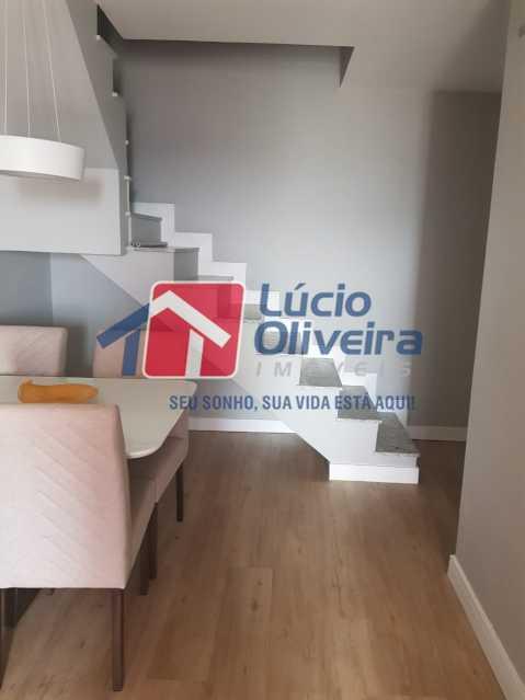 Sala..... - Cobertura à venda Rua Bernardo Taveira,Vila da Penha, Rio de Janeiro - R$ 769.000 - VPCO30035 - 7