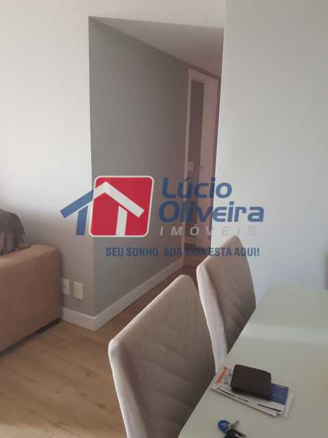 Sala.... - Cobertura à venda Rua Bernardo Taveira,Vila da Penha, Rio de Janeiro - R$ 769.000 - VPCO30035 - 6