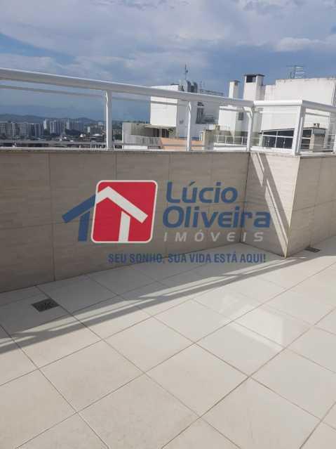 Terraço - Cobertura à venda Rua Bernardo Taveira,Vila da Penha, Rio de Janeiro - R$ 769.000 - VPCO30035 - 31