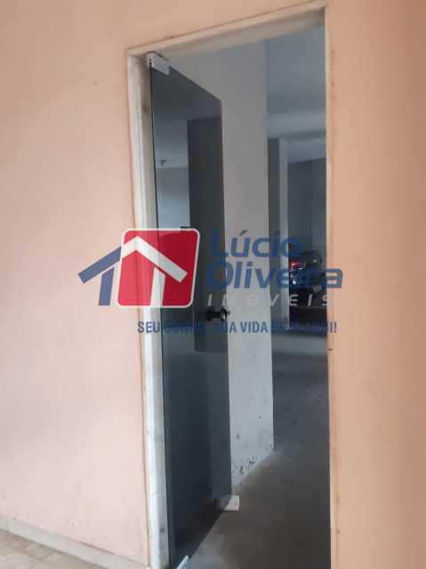 Acesso á garagem - Apartamento 2 quartos à venda Vista Alegre, Rio de Janeiro - R$ 330.000 - VPAP21654 - 21