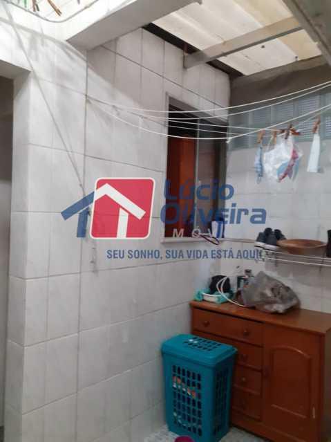 Área de serviço.. - Apartamento 2 quartos à venda Vista Alegre, Rio de Janeiro - R$ 330.000 - VPAP21654 - 10