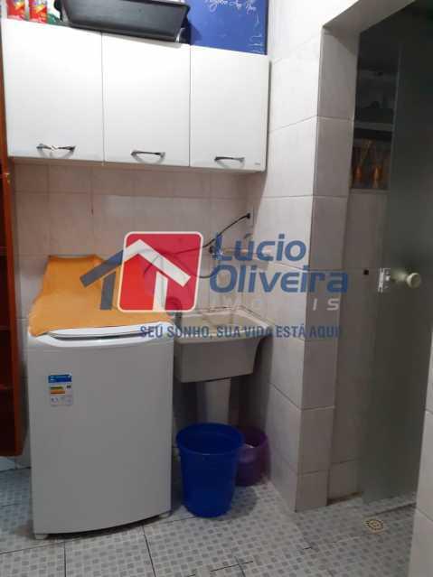 Área de serviço - Apartamento 2 quartos à venda Vista Alegre, Rio de Janeiro - R$ 330.000 - VPAP21654 - 20