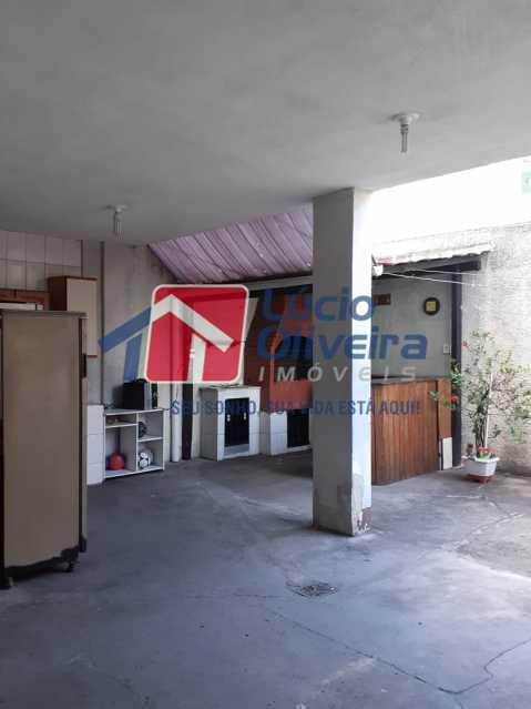 Área Gourmet prédio - Apartamento 2 quartos à venda Vista Alegre, Rio de Janeiro - R$ 330.000 - VPAP21654 - 23