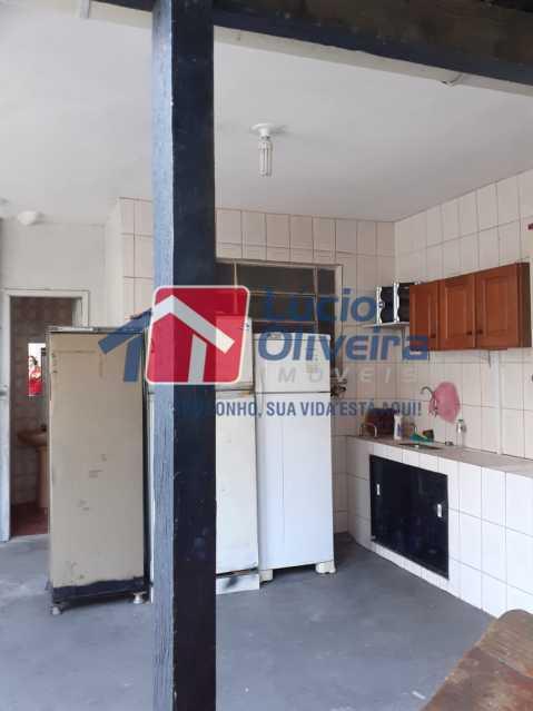 Área Gourmet. - Apartamento 2 quartos à venda Vista Alegre, Rio de Janeiro - R$ 330.000 - VPAP21654 - 24