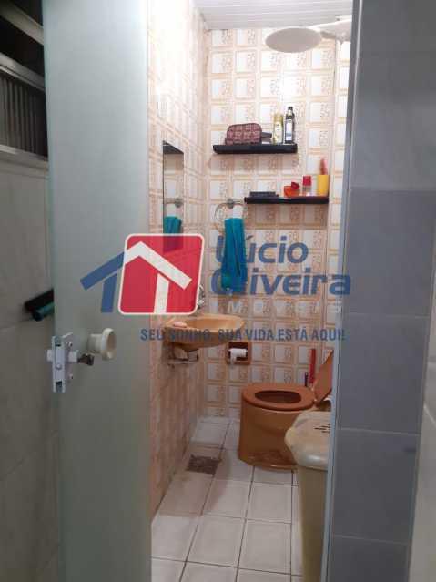 Banheiro de emprgada - Apartamento 2 quartos à venda Vista Alegre, Rio de Janeiro - R$ 330.000 - VPAP21654 - 18