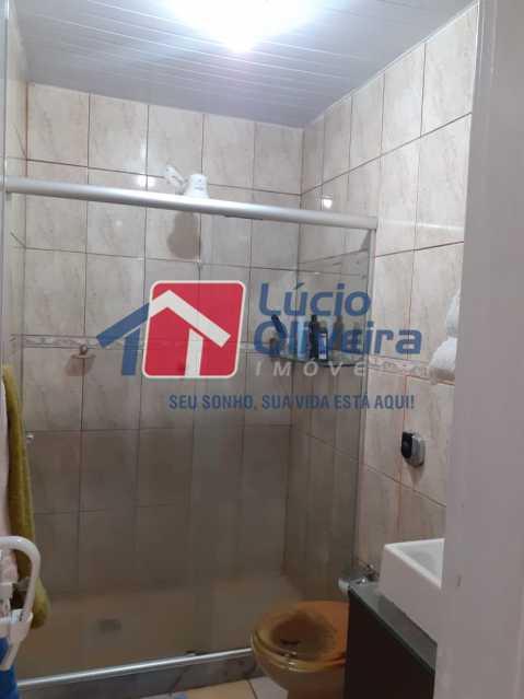 Banheiro social - Apartamento 2 quartos à venda Vista Alegre, Rio de Janeiro - R$ 330.000 - VPAP21654 - 5