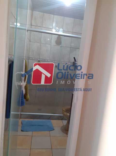 Banheiro.... - Apartamento 2 quartos à venda Vista Alegre, Rio de Janeiro - R$ 330.000 - VPAP21654 - 6