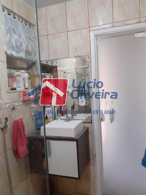 Banheiro.. - Apartamento 2 quartos à venda Vista Alegre, Rio de Janeiro - R$ 330.000 - VPAP21654 - 7