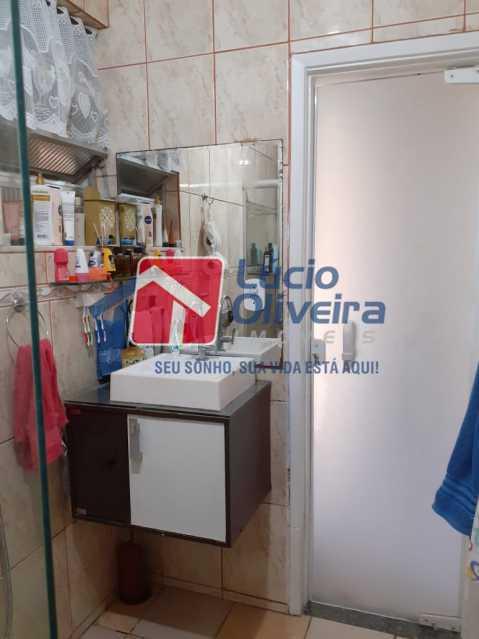 Banheiro - Apartamento 2 quartos à venda Vista Alegre, Rio de Janeiro - R$ 330.000 - VPAP21654 - 8