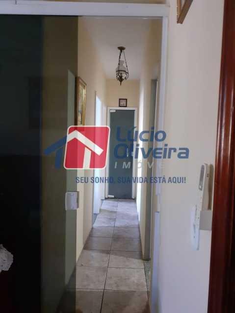 Corredor.... - Apartamento 2 quartos à venda Vista Alegre, Rio de Janeiro - R$ 330.000 - VPAP21654 - 9