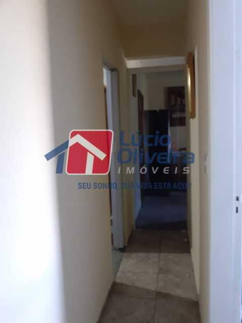 Corredor.. - Apartamento 2 quartos à venda Vista Alegre, Rio de Janeiro - R$ 330.000 - VPAP21654 - 19