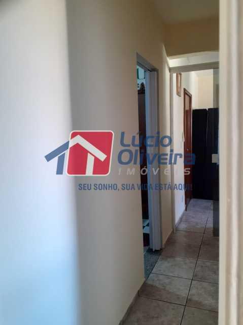 Corredor - Apartamento 2 quartos à venda Vista Alegre, Rio de Janeiro - R$ 330.000 - VPAP21654 - 25