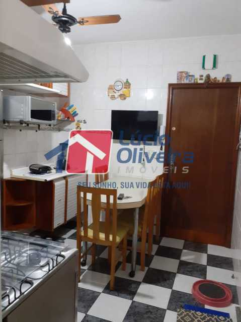 Cozinha... - Apartamento 2 quartos à venda Vista Alegre, Rio de Janeiro - R$ 330.000 - VPAP21654 - 16