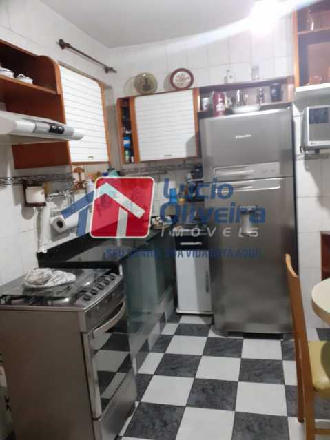 Cozinha. - Apartamento 2 quartos à venda Vista Alegre, Rio de Janeiro - R$ 330.000 - VPAP21654 - 15