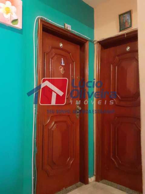 Entrada principal - Apartamento 2 quartos à venda Vista Alegre, Rio de Janeiro - R$ 330.000 - VPAP21654 - 29