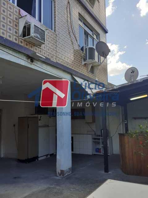 Garagem e área gourmet - Apartamento 2 quartos à venda Vista Alegre, Rio de Janeiro - R$ 330.000 - VPAP21654 - 22