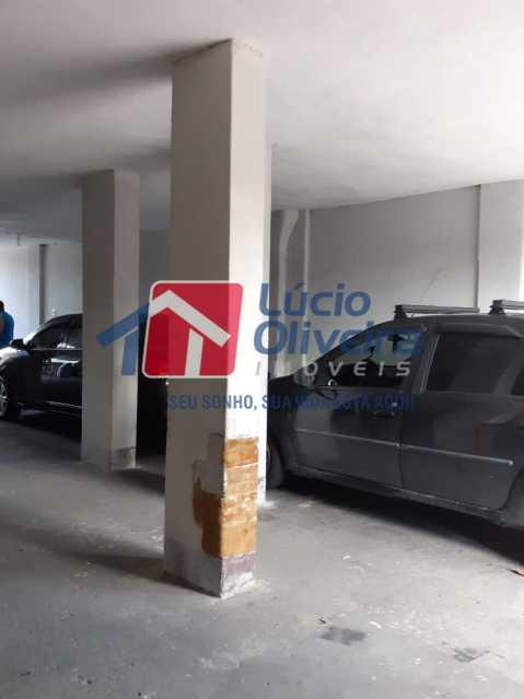 Garagem. - Apartamento 2 quartos à venda Vista Alegre, Rio de Janeiro - R$ 330.000 - VPAP21654 - 27