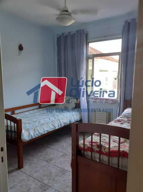 Quarto 2 - Apartamento 2 quartos à venda Vista Alegre, Rio de Janeiro - R$ 330.000 - VPAP21654 - 12