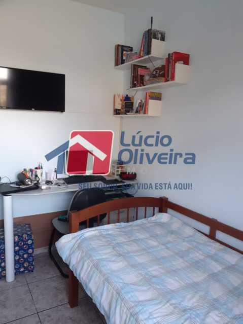 Quarto 3 - Apartamento 2 quartos à venda Vista Alegre, Rio de Janeiro - R$ 330.000 - VPAP21654 - 13