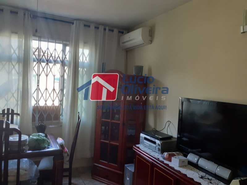 Sala. - Apartamento 2 quartos à venda Vista Alegre, Rio de Janeiro - R$ 330.000 - VPAP21654 - 3