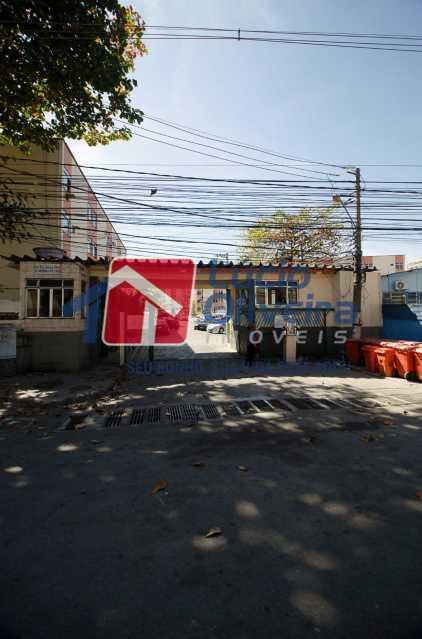 1-fachada - Apartamento à venda Avenida Pastor Martin Luther King Jr,Tomás Coelho, Rio de Janeiro - R$ 135.000 - VPAP21655 - 1