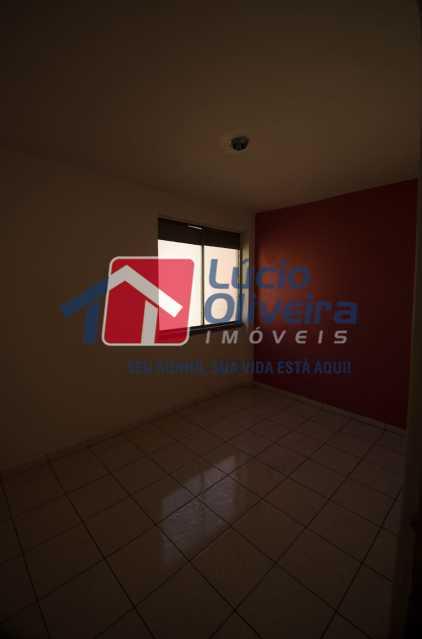 2-sala - Apartamento à venda Avenida Pastor Martin Luther King Jr,Tomás Coelho, Rio de Janeiro - R$ 135.000 - VPAP21655 - 3