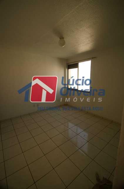 3-quarto - Apartamento à venda Avenida Pastor Martin Luther King Jr,Tomás Coelho, Rio de Janeiro - R$ 135.000 - VPAP21655 - 4