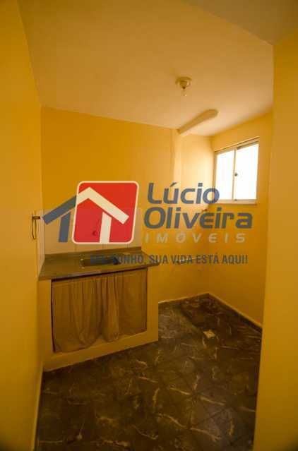 7-cozinha - Apartamento à venda Avenida Pastor Martin Luther King Jr,Tomás Coelho, Rio de Janeiro - R$ 135.000 - VPAP21655 - 8