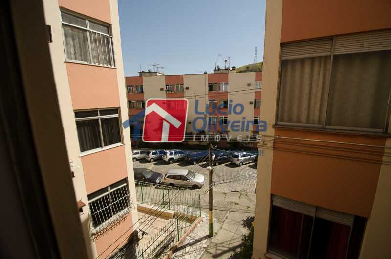 11-area externa - Apartamento à venda Avenida Pastor Martin Luther King Jr,Tomás Coelho, Rio de Janeiro - R$ 135.000 - VPAP21655 - 12