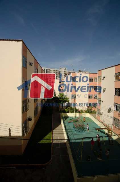 12-area externa - Apartamento à venda Avenida Pastor Martin Luther King Jr,Tomás Coelho, Rio de Janeiro - R$ 135.000 - VPAP21655 - 13