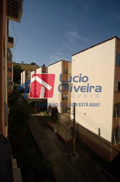 13-area externa - Apartamento à venda Avenida Pastor Martin Luther King Jr,Tomás Coelho, Rio de Janeiro - R$ 135.000 - VPAP21655 - 14
