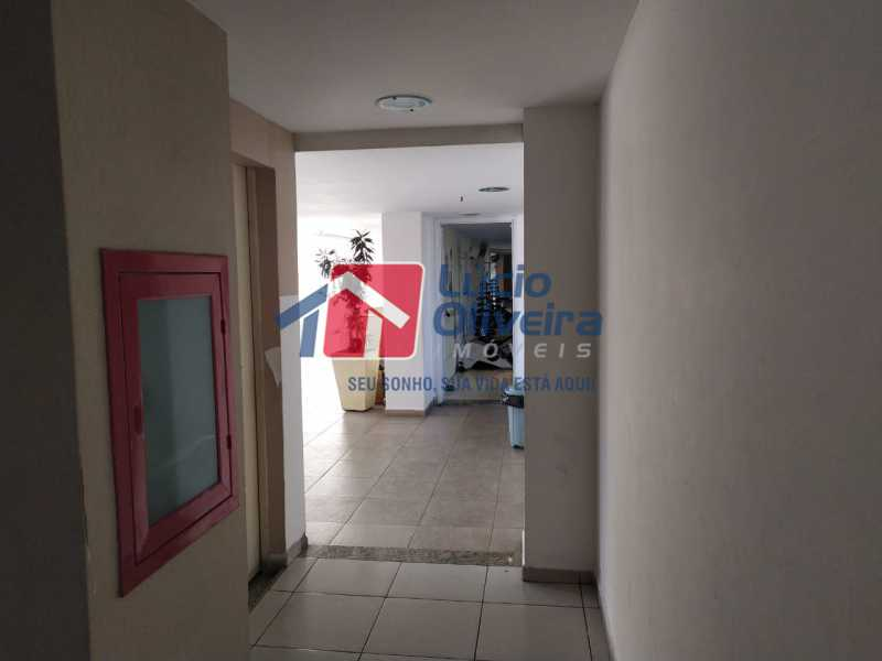 Academia de Ginástica - Apartamento à venda Rua Cerqueira Daltro,Cascadura, Rio de Janeiro - R$ 265.000 - VPAP21656 - 21