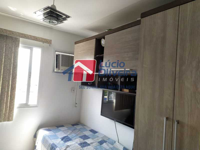 Quarto 2... - Apartamento à venda Rua Cerqueira Daltro,Cascadura, Rio de Janeiro - R$ 265.000 - VPAP21656 - 19