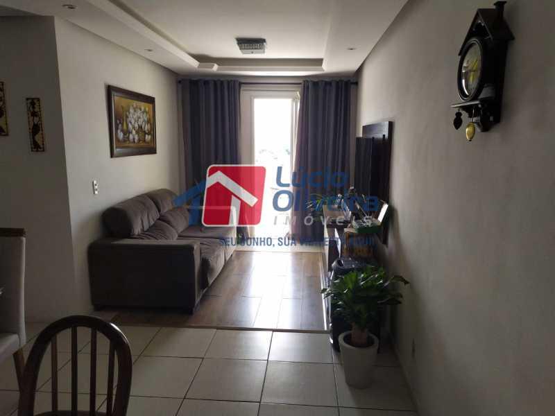 Sala.... - Apartamento à venda Rua Cerqueira Daltro,Cascadura, Rio de Janeiro - R$ 265.000 - VPAP21656 - 3