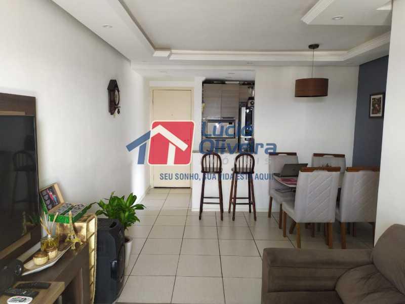 Sala.. - Apartamento à venda Rua Cerqueira Daltro,Cascadura, Rio de Janeiro - R$ 265.000 - VPAP21656 - 5