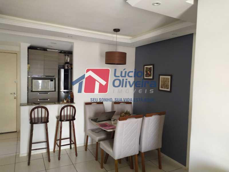 Sala - Apartamento à venda Rua Cerqueira Daltro,Cascadura, Rio de Janeiro - R$ 265.000 - VPAP21656 - 7