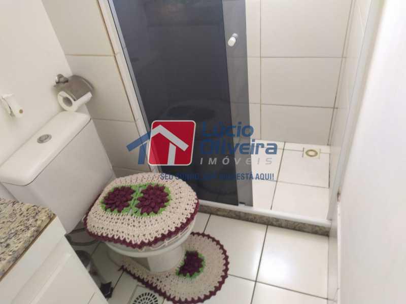 Suite - Apartamento à venda Rua Cerqueira Daltro,Cascadura, Rio de Janeiro - R$ 265.000 - VPAP21656 - 10