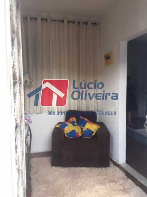 ante sala - Casa à venda Avenida Vicente de Carvalho,Vila Kosmos, Rio de Janeiro - R$ 250.000 - VPCA10033 - 1