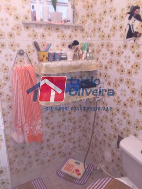 banheiro2 - Casa à venda Avenida Vicente de Carvalho,Vila Kosmos, Rio de Janeiro - R$ 250.000 - VPCA10033 - 5