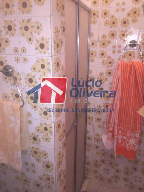 banheiro3 - Casa à venda Avenida Vicente de Carvalho,Vila Kosmos, Rio de Janeiro - R$ 250.000 - VPCA10033 - 6