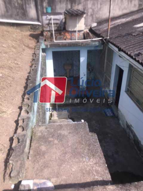 fundos - Casa à venda Avenida Vicente de Carvalho,Vila Kosmos, Rio de Janeiro - R$ 250.000 - VPCA10033 - 10