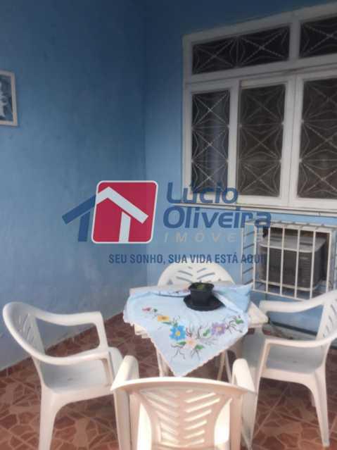 varanda 3 - Casa à venda Avenida Vicente de Carvalho,Vila Kosmos, Rio de Janeiro - R$ 250.000 - VPCA10033 - 16