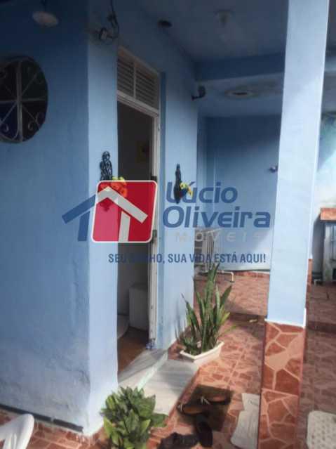 varanda - Casa à venda Avenida Vicente de Carvalho,Vila Kosmos, Rio de Janeiro - R$ 250.000 - VPCA10033 - 17
