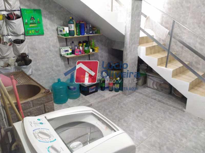 Área de serviço. - Casa à venda Rua Cônego Boucher Pinto,Honório Gurgel, Rio de Janeiro - R$ 220.000 - VPCA20312 - 15