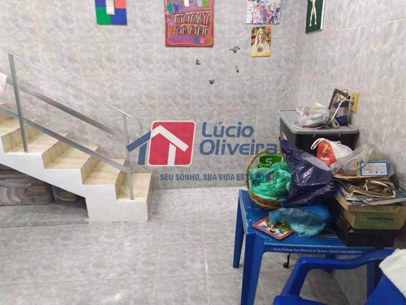 Área de serviço - Casa à venda Rua Cônego Boucher Pinto,Honório Gurgel, Rio de Janeiro - R$ 220.000 - VPCA20312 - 16