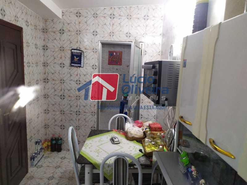 Copa cozinha - Casa à venda Rua Cônego Boucher Pinto,Honório Gurgel, Rio de Janeiro - R$ 220.000 - VPCA20312 - 13