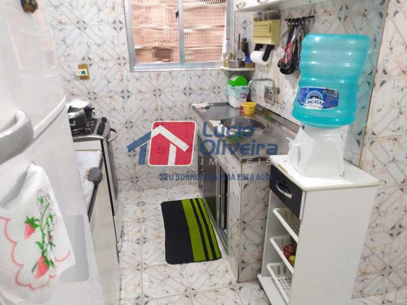 Cozinha - Casa à venda Rua Cônego Boucher Pinto,Honório Gurgel, Rio de Janeiro - R$ 220.000 - VPCA20312 - 14